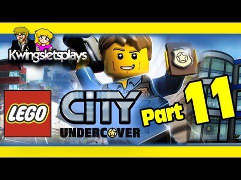 Lego city undercover - Walkthrough Part 11 Moe De Luca