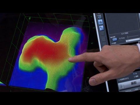 タッチパネルで初心者でも簡単に操作可能な工業用顕微鏡 #DigInfo