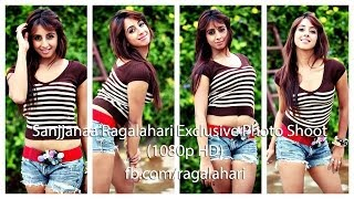 Sanjana Ragalahari Exclusive Photo Shoot - RAGALAHARIPHOTOSHOOT