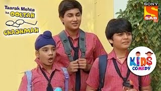 Tapu Sena Messes With Bhide's Spectacles | Tapu Sena Special | Taarak Mehta Ka Ooltah Chashmah - SABTV