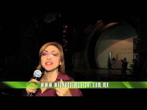 Wicked: entrevista con Fernanda Tapia