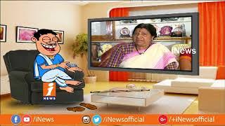 Dada Hilarious Talk With Nannapaneni Rajakumari | Pin Counter | iNews - INEWS