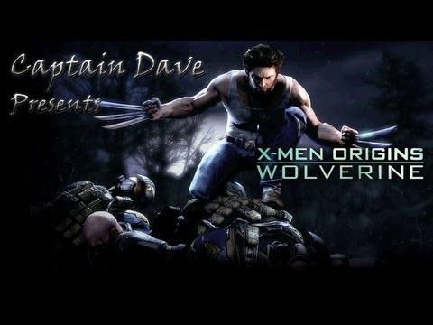 X-Men Origins: Wolverine Uncaged - Walkthrough Part 16: It's Clobberin' Time!