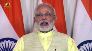 PM Modi Message for 'Samvad', Global Initiative on Conflict Avoidance & Environment Consciousness - MANGONEWS