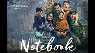 Notebook official Trailer Out,  नोटबुक ट्रेलर रिव्यू| Salman Khan| Pranutan| Zaheer Iqbal - ITVNEWSINDIA