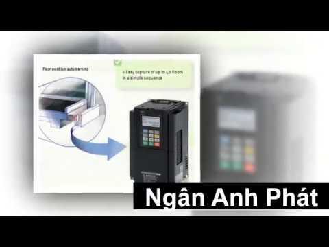 Inverter Omron - Ngân Anh Phát Phân Phối