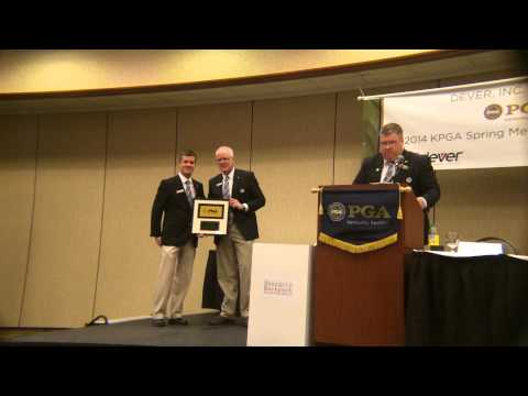 2014 KPGA Special Awards Presentation