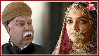 100 Shehar 100 Khabar: Karni Sena Threatens To Cut Off Deepika Padukone's Nose - AAJTAKTV