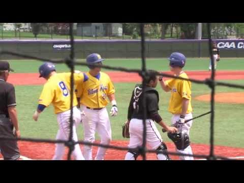 Blue Hens Baseball 2013 CAA Tournament Recap