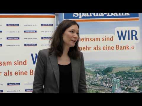 Die Sparda-Bank spendet an Familien in Not