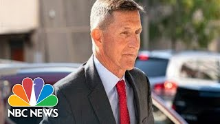 Special Report: Sentencing for former national security adviser Michael Flynn delayed - NBCNEWS
