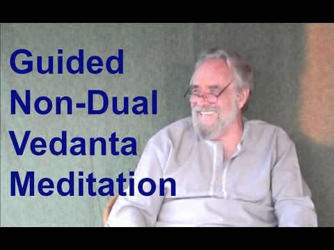Guided Non-Dual Vedanta Meditation - James Swartz