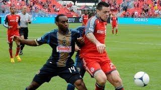 Toronto FC 1 - 1 Philadelphia Union