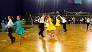 Бальные танцы дети - Ча-Ча-Ча