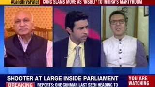 Nation at 9: Ultimate Nehru-Gandhi legacy purge? - NEWSXLIVE