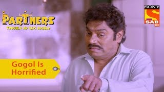 Your Favorite Character | Gogol Is Horrified | Partners Double Ho Gayi Trouble - SABTV