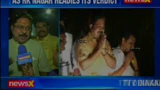 TTV Dinakaran is once again under scanner; voters allegedly given tokens to get cookers - NEWSXLIVE