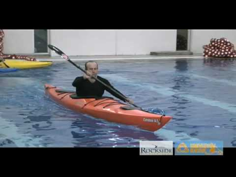 Tecnicas de Kayak - Cambio de Direccion