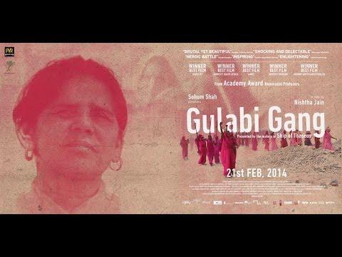 Gulabi Gang - The Documentary - Official  Trailer