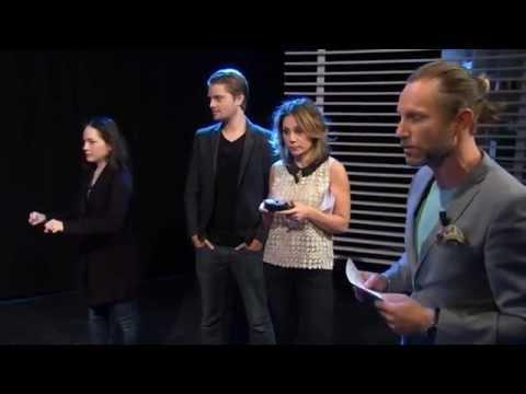 Tilde och Peter testar nya Xbox One - Nyhetsmorgon (TV4)