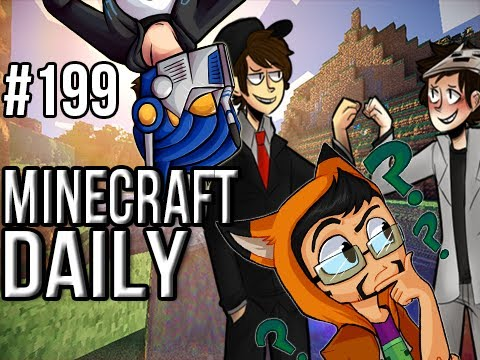 Minecraft Daily | Ep.199 | Ft. Kevin, ImmortalHd and Steven | THE OMEGA ARMOR!