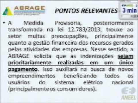 Audiência Pública nº: 092 de 2013 - Marcelo Cabral