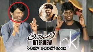 Director Atlee and Sj Surya Special Interview About Adirindhi Movie | Mersal | TFPC - TFPC