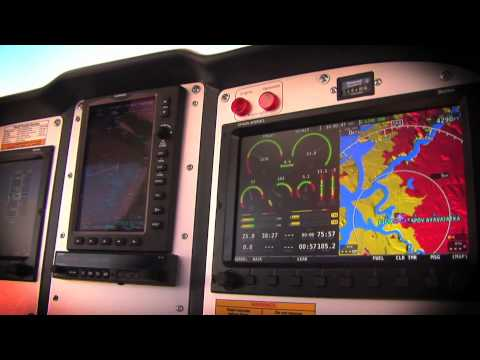 Flight Design CTLS Arizona Fly-In by LOOP TV