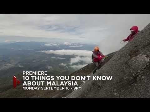 10 Things You Don't Know About Malaysia