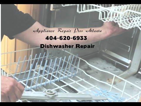 Dishwasher Repair Atlanta | 404-620-6669 | Atlanta Dishwasher Service