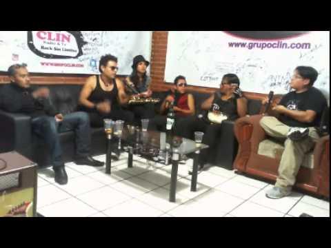 Entrevista a Perro Callejero P-2 Final en Grupo Radio Clin Tv