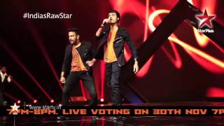 Mohit Gaur talks about his journey to India's Raw Star finale - STARPLUS