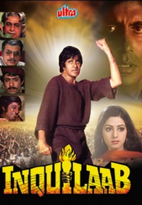 Inquilaab (1984) Hindi Movie Watch online