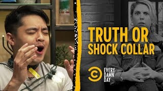 Truth or Dog Shock Collar: Holiday Edition - COMEDYCENTRAL