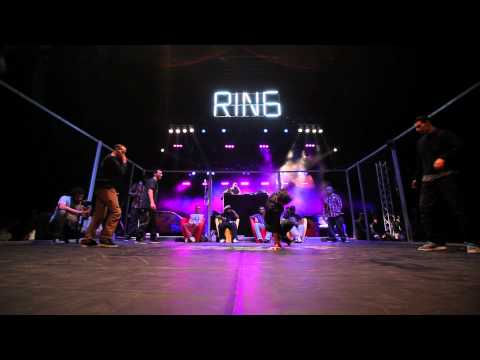 "Battle ""Le Ring"" 2011 - Break - MEHDI ET POKET (BTC) VS CHLEUH CREW"