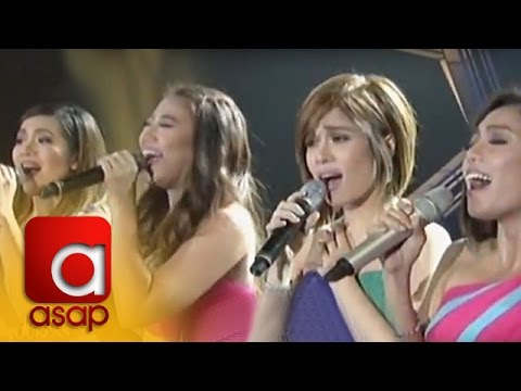 ASAP: ASAP Birit Queens in American Idol Medley