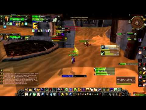 World of Warcraft Freakout (Account Crusher)
