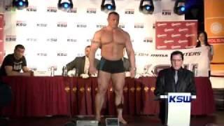 Mariusz Pudzianowski vs Yusuke Kawaguchi - zapowiedź