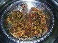 How to make Telugu Vantalu – Andhra Recipes – Kakarakaya (Bitter Gourd) Pulusu Bellam