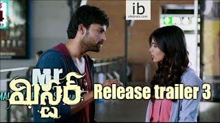 Mister 10 sec release trailer 2 - idlebrain.com - IDLEBRAINLIVE