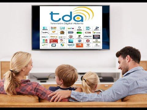 Como hacer una antena casera TDA, TDT ,HDTV, TVHD solo un cable usas ®