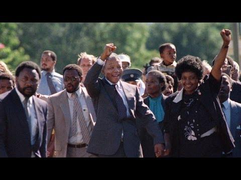 Nelson Mandela dead at 95