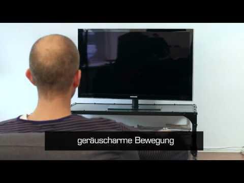 Elektrisch Drehbarer TV-Tischständer - 3D MMT CMB-Systeme Download ...