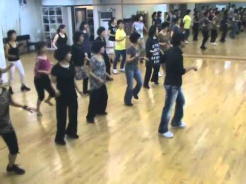 Shake The Bom Bom - Line Dance (Demo & Walk Through)