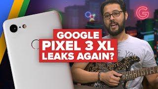 Google Pixel 3 XL leaks again? - CNETTV