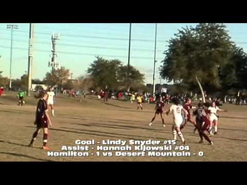 2011 Tempe Diablo  1st Game Hamilton vs Desert Mountain HD_1080