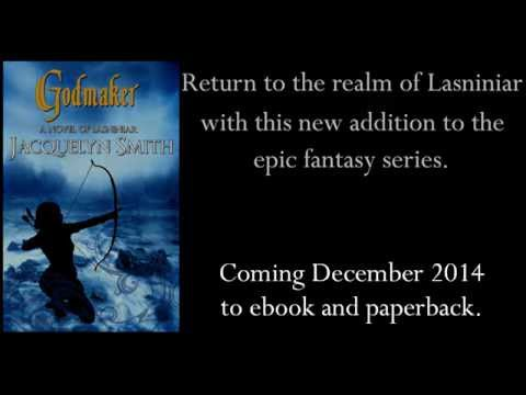 Godmaker Book Trailer
