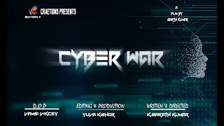 Cyber War || Latest Telugu Short Film on Cyber Security|| Directed by Sarath Kumar - YOUTUBE
