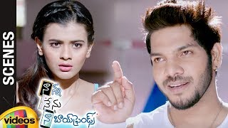 Noel Sean Flirts with Hebah Patel | Nanna Nenu Naa Boyfriends Telugu Full Movie Scenes - MANGOVIDEOS