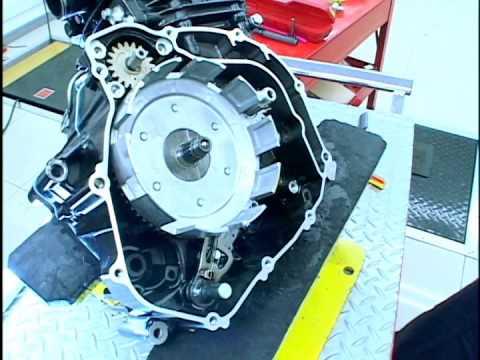 como desarmar un motor pulsar 4 tiempos parte 2